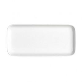 Kahla Abra Cadabra weiss Tablett rechteckig 20x9 cm