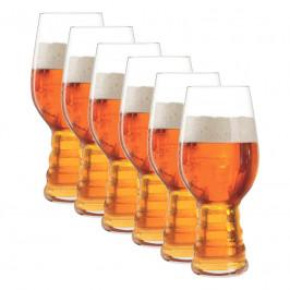 Spiegelau Gläser Craft Beer India Pale Ale Glas Sixpack Set 6-tlg.