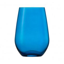 Schott Zwiesel Viña Spots Universalbecher / Longdrink Glas blau 566 ml