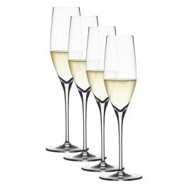 Spiegelau Gläser Authentis Sektkelch / Champagnerflöte Glas 190 ml Set 4-tlg.