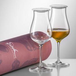 Eisch Jeunesse - Geschenksets Malt Whisky Geschenkset 2 Gläser mit Aromadeckel