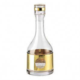 Rosenthal Versace Medusa Madness Oro - Bar Dekanter rund Glas 1,00 L / h: 26 cm