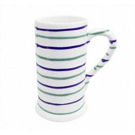 Gmundner Keramik Traunsee Bierkrug Form A 0,5 l