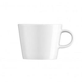 Arzberg Cucina Basic weiß Café au lait Obertasse 0,42 L