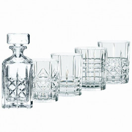 Nachtmann Highland Whisky Glas Set 5-tlg.
