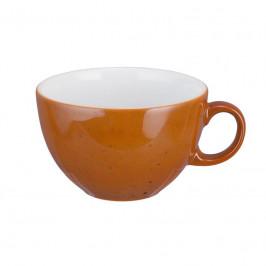 Seltmann Weiden Coup Fine Dining - Country Life terracotta Cafe-au-lait Obertasse 0,37 L