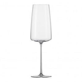 Zwiesel 1872 Gläser Simplify Sektglas mit Moussierpunkt - Leicht & Frisch 407 ml / h: 240 mm