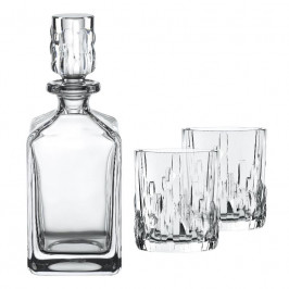 Nachtmann Schu Fa Whisky Glas Set 3-tlg.