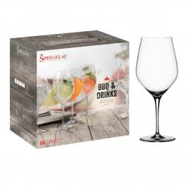 Spiegelau Gläser BBQ & DRINKS Spritz Glas Set 6-tlg.