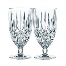 Nachtmann Noblesse Eisbecher / Eiscafé Glas Set 2-tlg. h: 173 mm / 425 ml