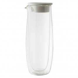Villeroy & Boch Artesano Hot & Cold Beverages Glaskaraffe mit Deckel 1,0 L