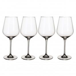 Villeroy & Boch La Divina Bordeauxkelch Glas Set 4-tlg. 650 ml / H: 25,2 cm