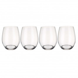 Villeroy & Boch Gläser Entree Becher Nr. 2 Glas Set 4-tlg.