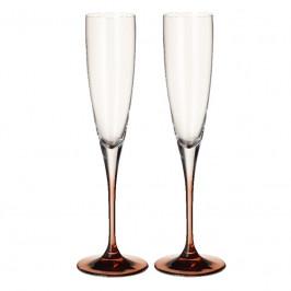 Villeroy & Boch Manufacture Glass Champagnerkelch Glas Set 2-tlg.h: 265 mm / 150 ml