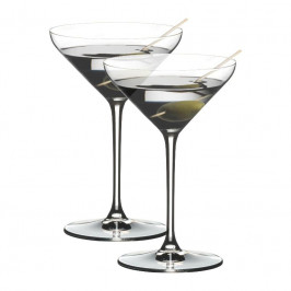 Riedel Gläser Extreme Martini / Cocktail Glas Set 2-tlg. 250 ccm / h: 175 mm