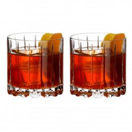 Riedel Glas Drink Specific Glassware - Bar Rocks Glas Set 2-tlg. h: 83 mm / 283 ml