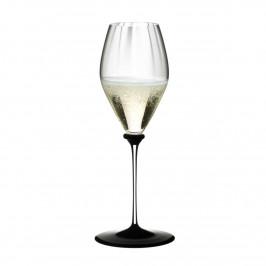 Riedel Gläser Performance - Fatto a Mano schwarz Champagner Glas h: 250 mm / 375 ml