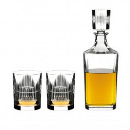 Riedel Gläser Tumbler Kollektion Shadows Whisky Glas Set 3-tlg.