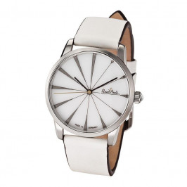 Rosenthal Watch-Collection Armbanduhr 'Sun Ray' silver-white-white