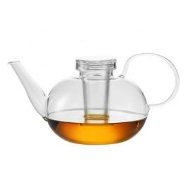 Jenaer Glas Edition Wilhelm Wagenfeld Teekanne mit Deckel und Filter 1,5 L