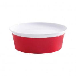 Kahla Magic Grip rot - Kitchen Auflaufform 20 cm + Deckel 21 cm