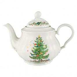Seltmann Weiden Marie-Luise Weihnachten Teekanne 6 Pers.