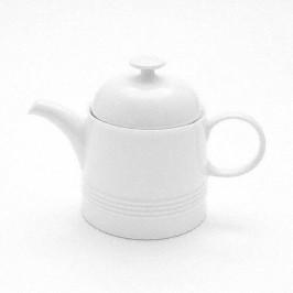 Friesland Jeverland weiß Teekanne 0,35 L