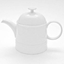 Friesland Jeverland weiß Teekanne 0,9 L