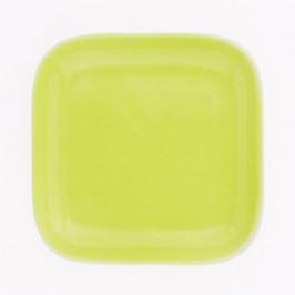 Kahla Abra Cadabra Innenfarbe Deckelchen eckig limone 10 x 10 cm