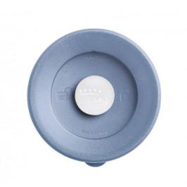 Kahla cupit - Magic Grip Snackdeckel komplett verschlossen stormy blue 10x2 cm