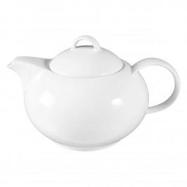 Königlich Tettau Jade weiß Teekanne 1,30 L