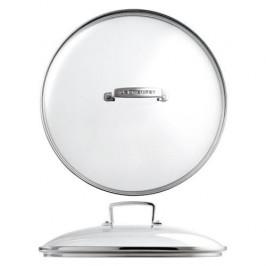 Le Creuset 'Zubehör Aluminium-Antihaft-Pfannen' Glasdeckel für Aluminium-Antihaft Pfanne 30 cm