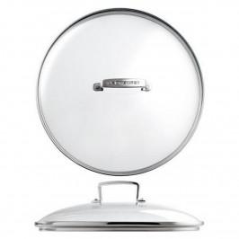Le Creuset 'Zubehör Aluminium-Antihaft-Pfannen' Glasdeckel für Aluminium-Antihaft Pfanne 28 cm