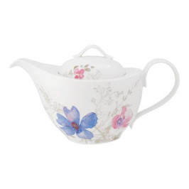 Villeroy & Boch Mariefleur Gris Basic Teekanne 6 Personen