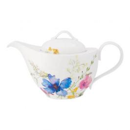 Villeroy & Boch Mariefleur Basic Teekanne 6 Personen 1,2 l