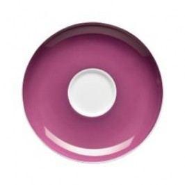 Thomas Sunny Day Purple Espresso / mocha cup saucer 12 cm