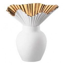 Rosenthal Studio Line Falda Vase material: copper + titanium coating 27 cm