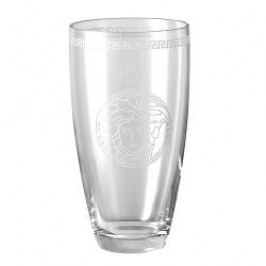 Rosenthal Versace Medusa Crystal Clear Vase crystal glass 30 cm