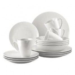 Rosenthal Selection Mesh weiss Universal set (with mug) 16 pcs