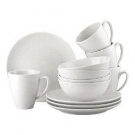 Rosenthal Selection Mesh weiss Breakfast set 12 pcs
