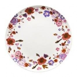 Hutschenreuther Lots of dots collection - Pink Plate 'Pink dots blossom' 22 cm