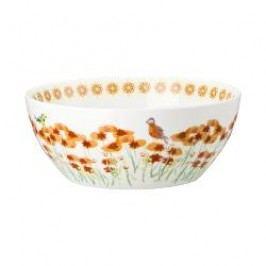 Hutschenreuther Lots of dots collection - Orange Muesli bowl color: orange sun 15 cm / 0.50 l
