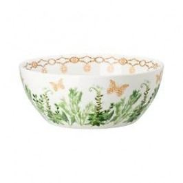 Hutschenreuther Lots of dots collection - Green Muesli bowl - green spring 15 cm / 0.50 l