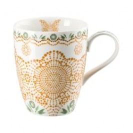 Hutschenreuther Lots of dots collection - Green Cup with handle color: green blossom 0.30 l