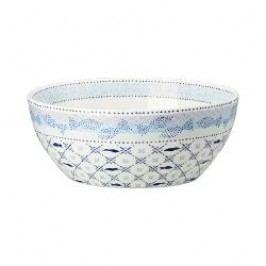 Hutschenreuther Lots of dots collection - Blue Muesli bowl color: blue water 15 cm / 0.50 l