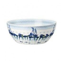 Hutschenreuther Lots of dots collection - Blue Muesli bowl color: blue sea 15 cm / 0.50 l