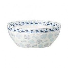 Hutschenreuther Lots of dots collection - Blue Muesli bowl color: blue river 15 cm / 0.50 l