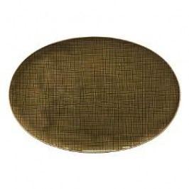 Rosenthal Selection Mesh Walnut Dish 30 cm