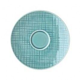 Rosenthal Selection Mesh Aqua Espresso cup saucer 12 cm