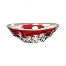 Nachtmann Gläser Prezioso Cotive candle holder, color: rosso / red 13.5 cm